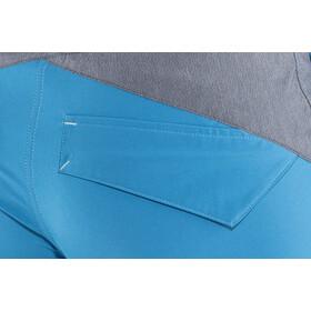 Ziener Ceita X-Function Shorts Damen wash blue
